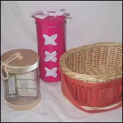 Cloth Containers