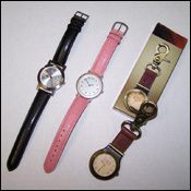 Imported Keychain Watches